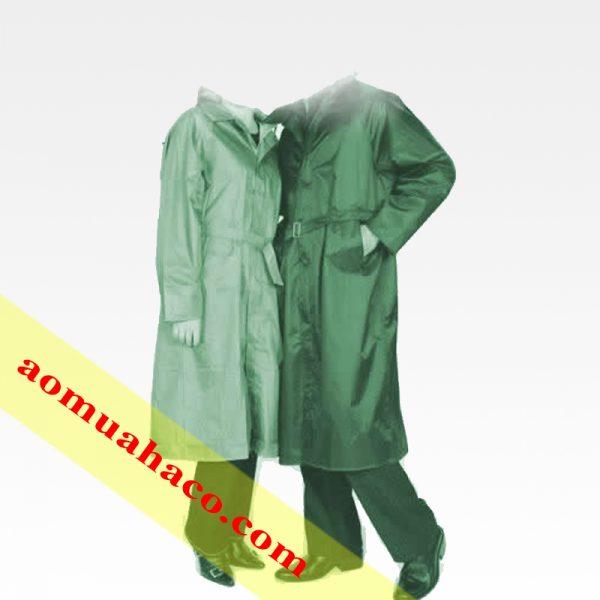 Áo mưa Manteau